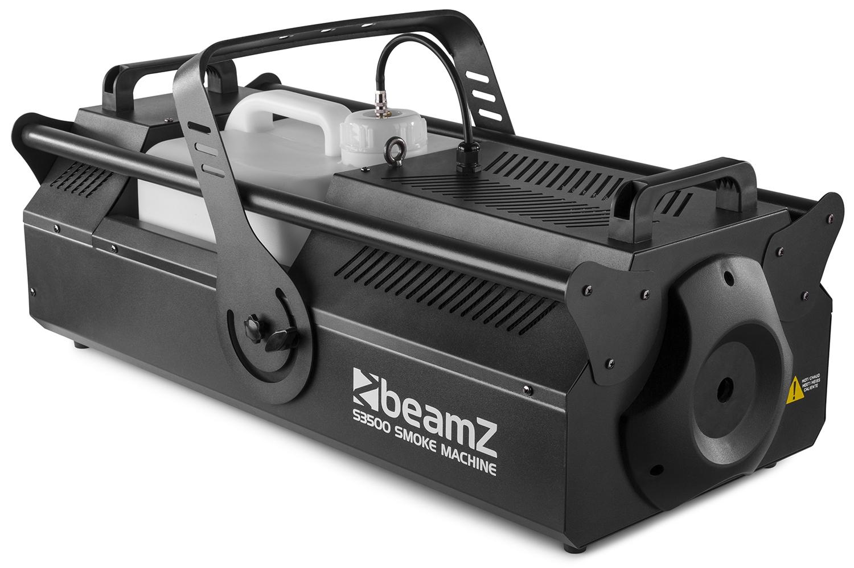 BeamZ S3500 Profi výrobník mlhy, 3500W, DMX