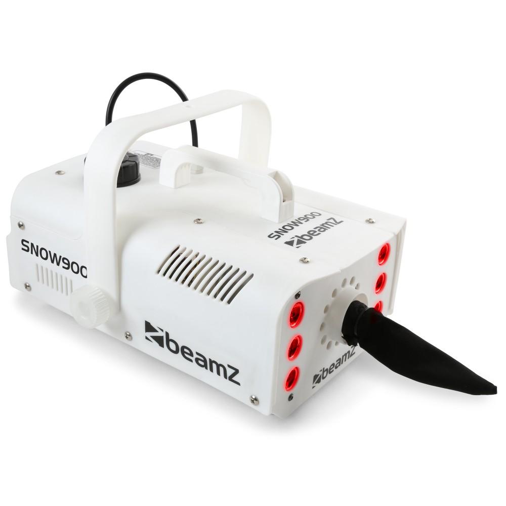 BeamZ LED Snow 900, výrobník sněhu s 6 LED diodami
