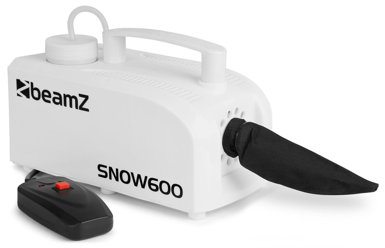 BeamZ Snow 600, výrobník sněhu