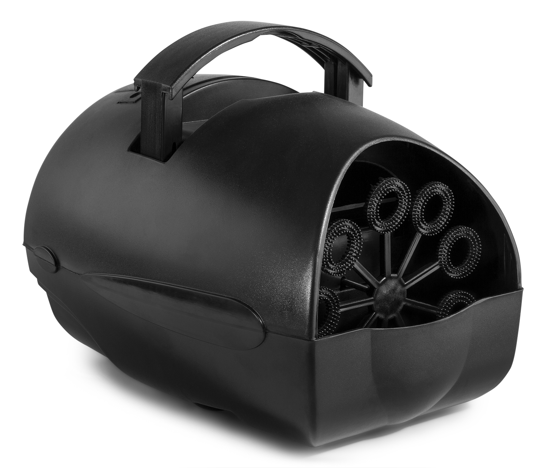 BeamZ Mini bublifuk, černý