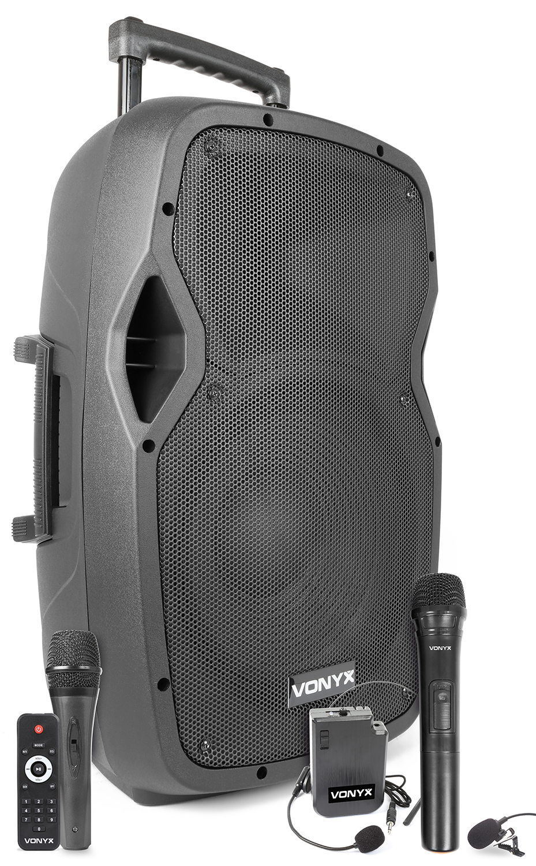 Vonyx AP1200PA, mobilní 12