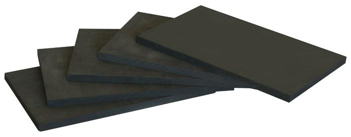 Pěnový plát 20mm, rozměr30x50cm, 5ks v balení