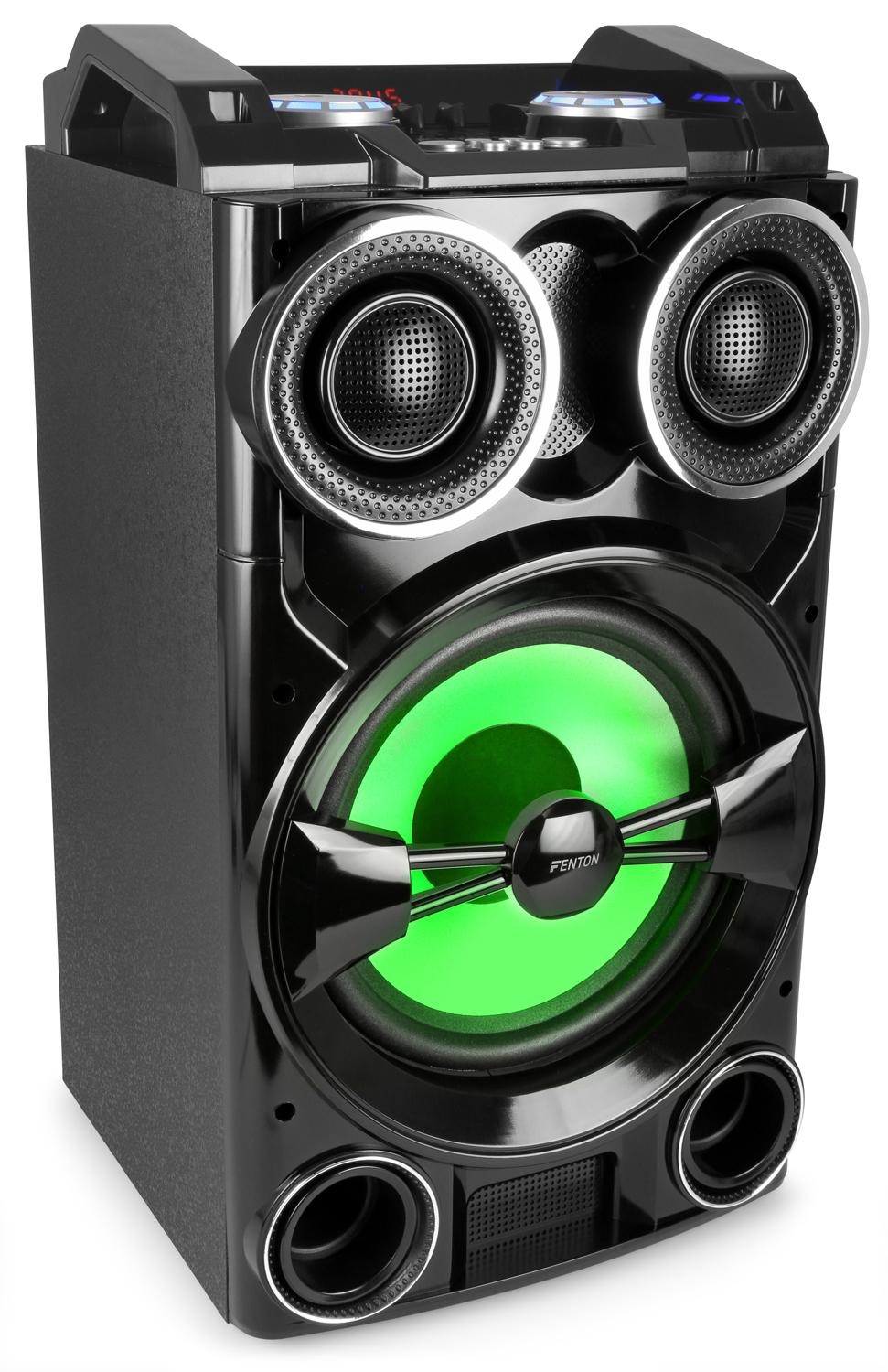 Fenton Nemesis 150W, Party Station USB/SD/BT
