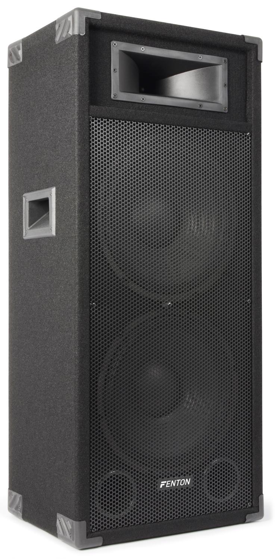 Fenton CSB215 PA Speaker Active 2x 15