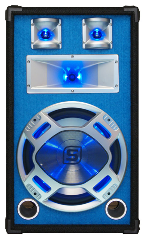 Skytec LED-1222 Discobox