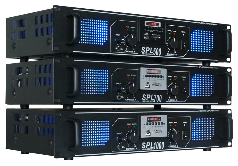 Skytec SPL-500, Hi-Fi zesilovač s MP3 a tunerem