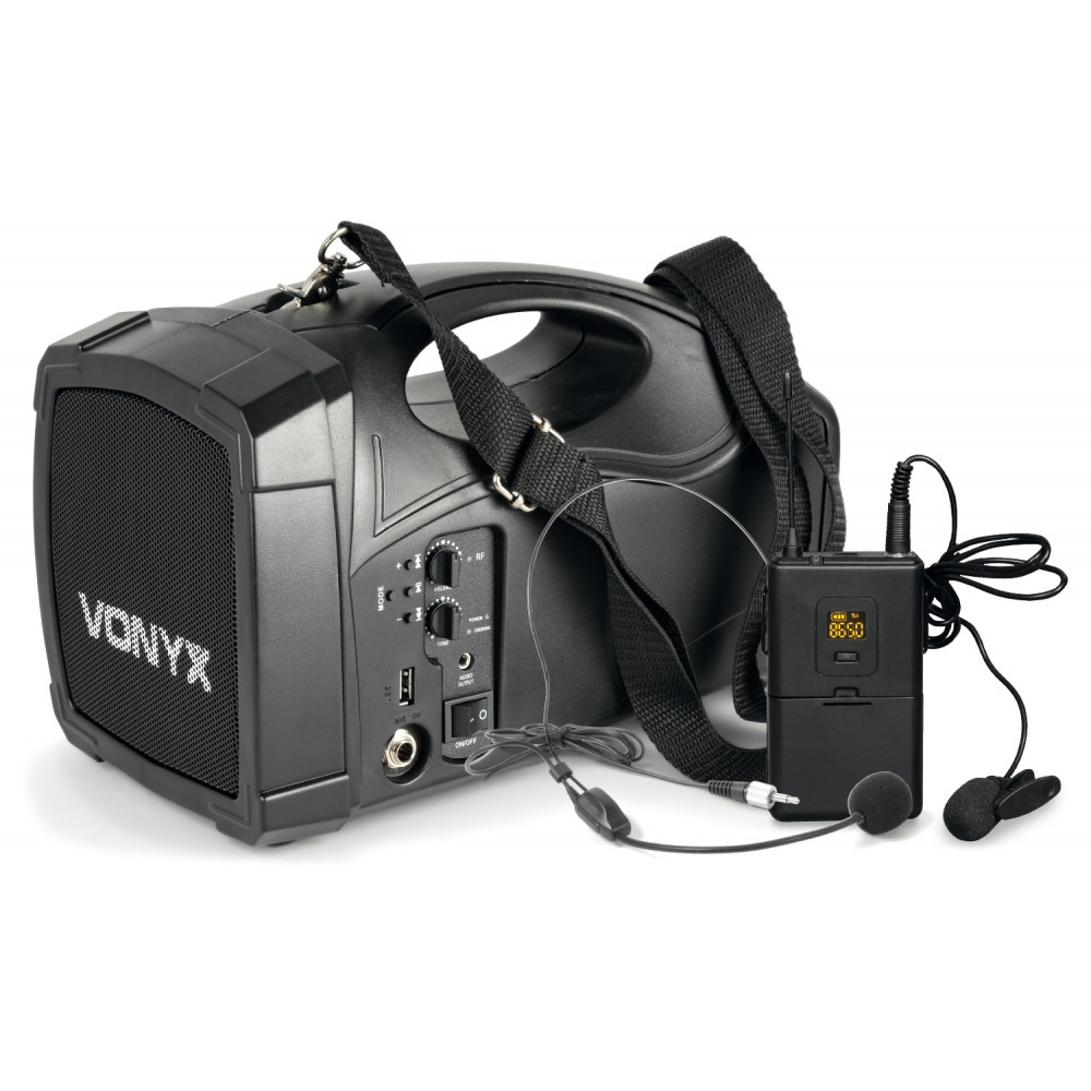 Vonyx ST-012, přenosný 6,5