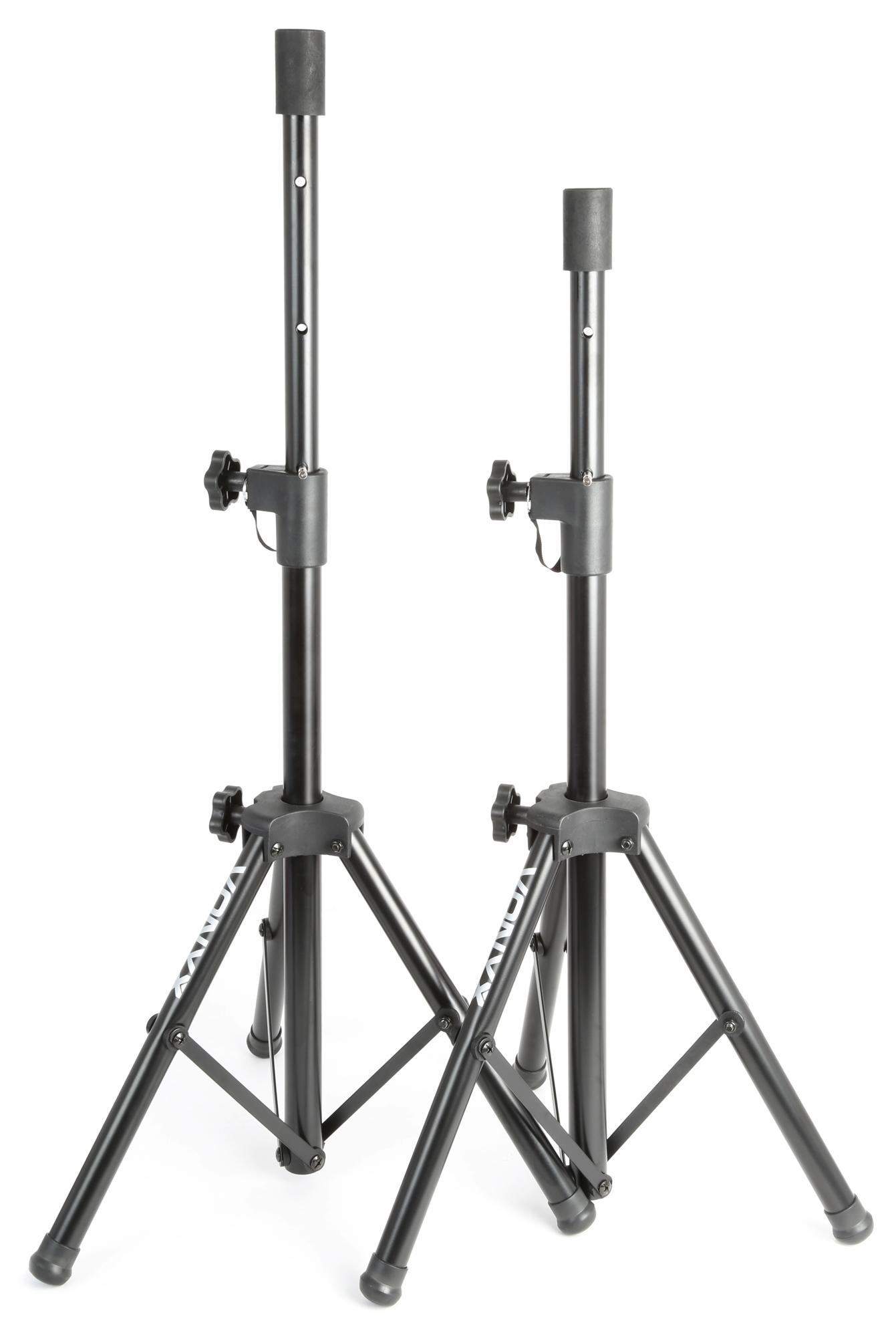 Vonyx sada reproduktorových stojanů, 69-135cm, 20kg
