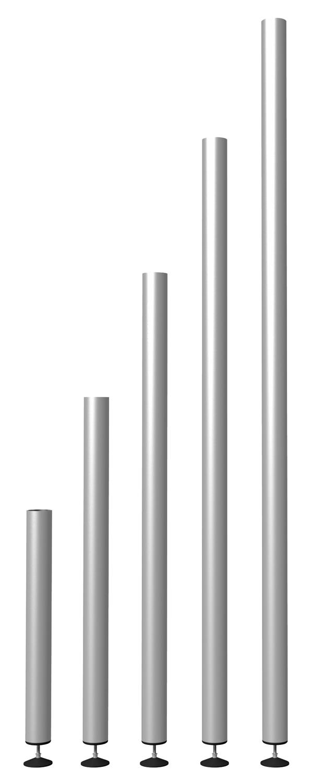 Power Dynamics Stage Round leg 20 - 23cm (set of 4)