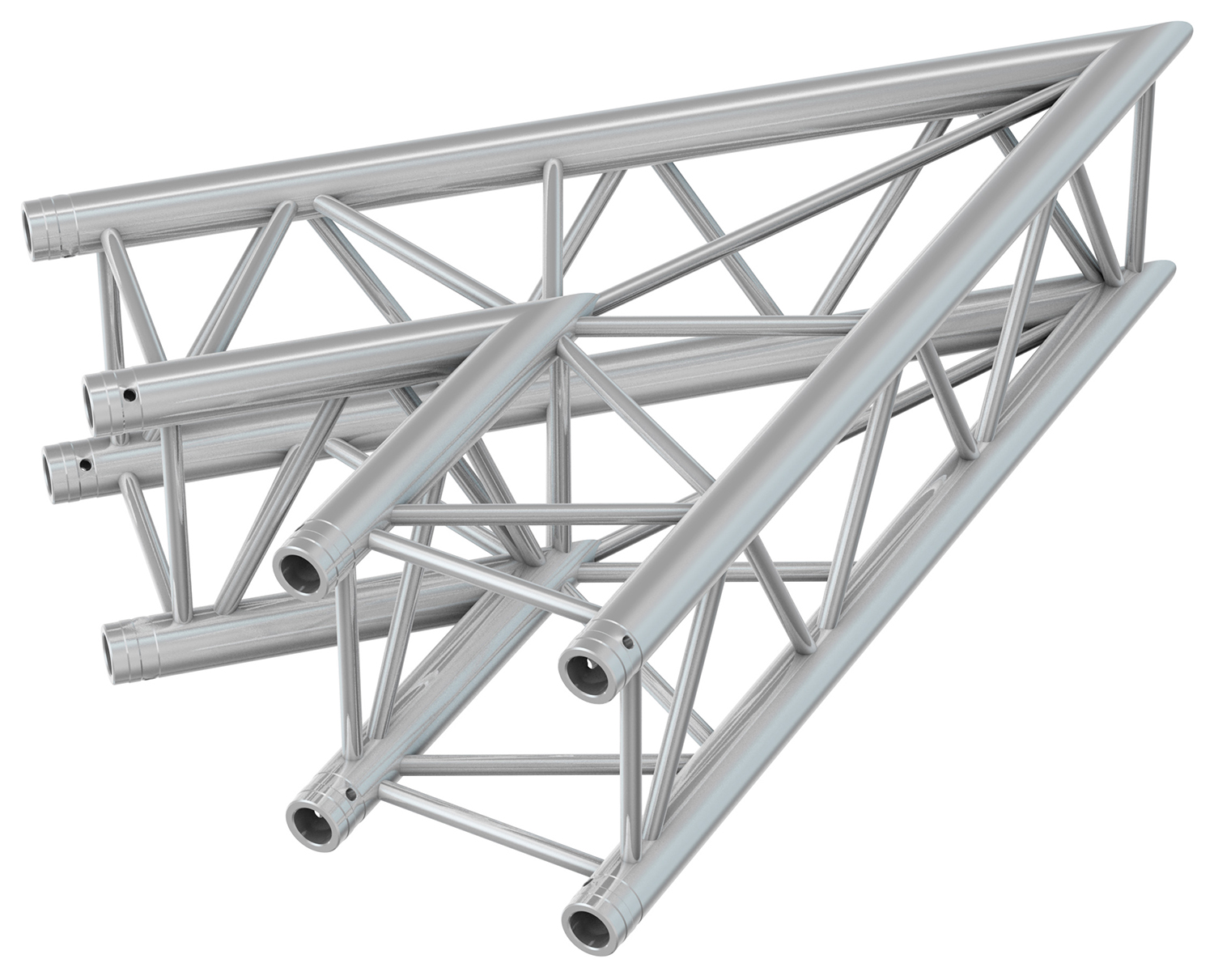 BeamZ Professional P30-C19 Truss 2-way corner 45