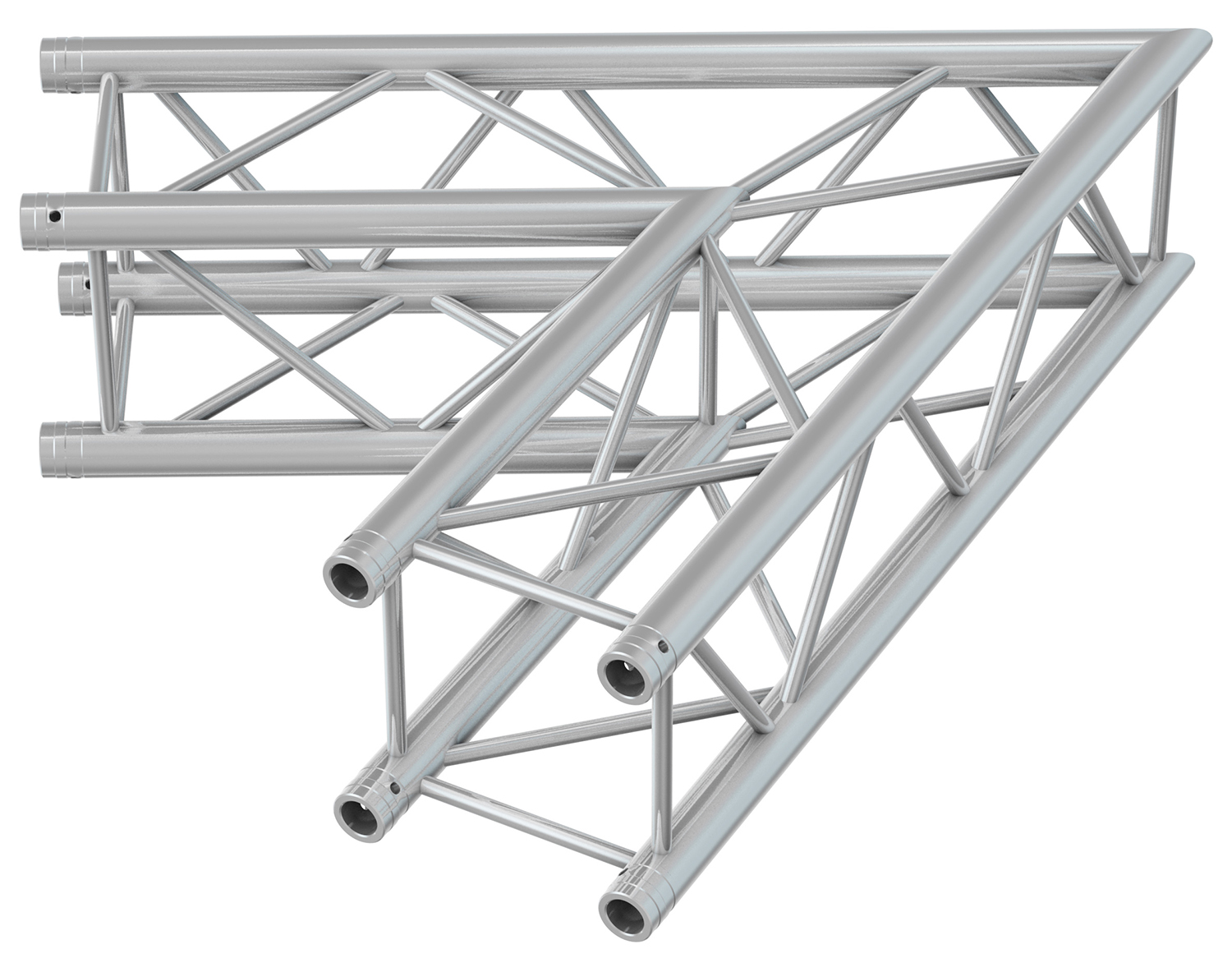 BeamZ Professional P30-C20 Truss 2 way corner 60