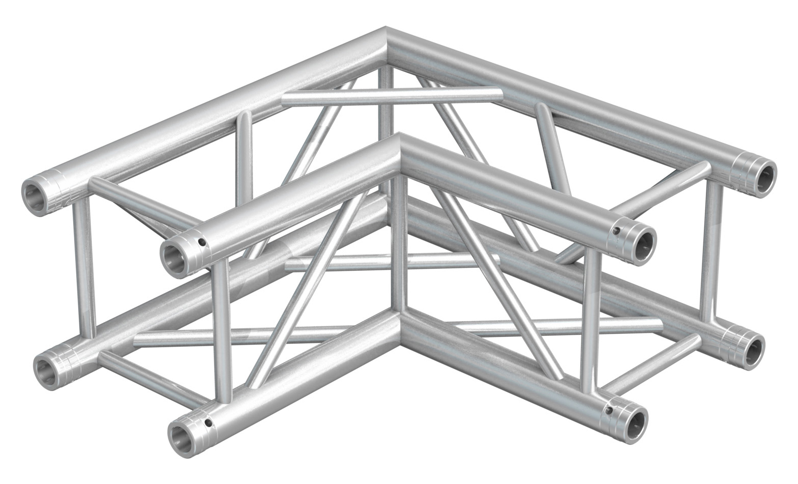 BeamZ Professional P30-C21 Truss 2-way corner 90