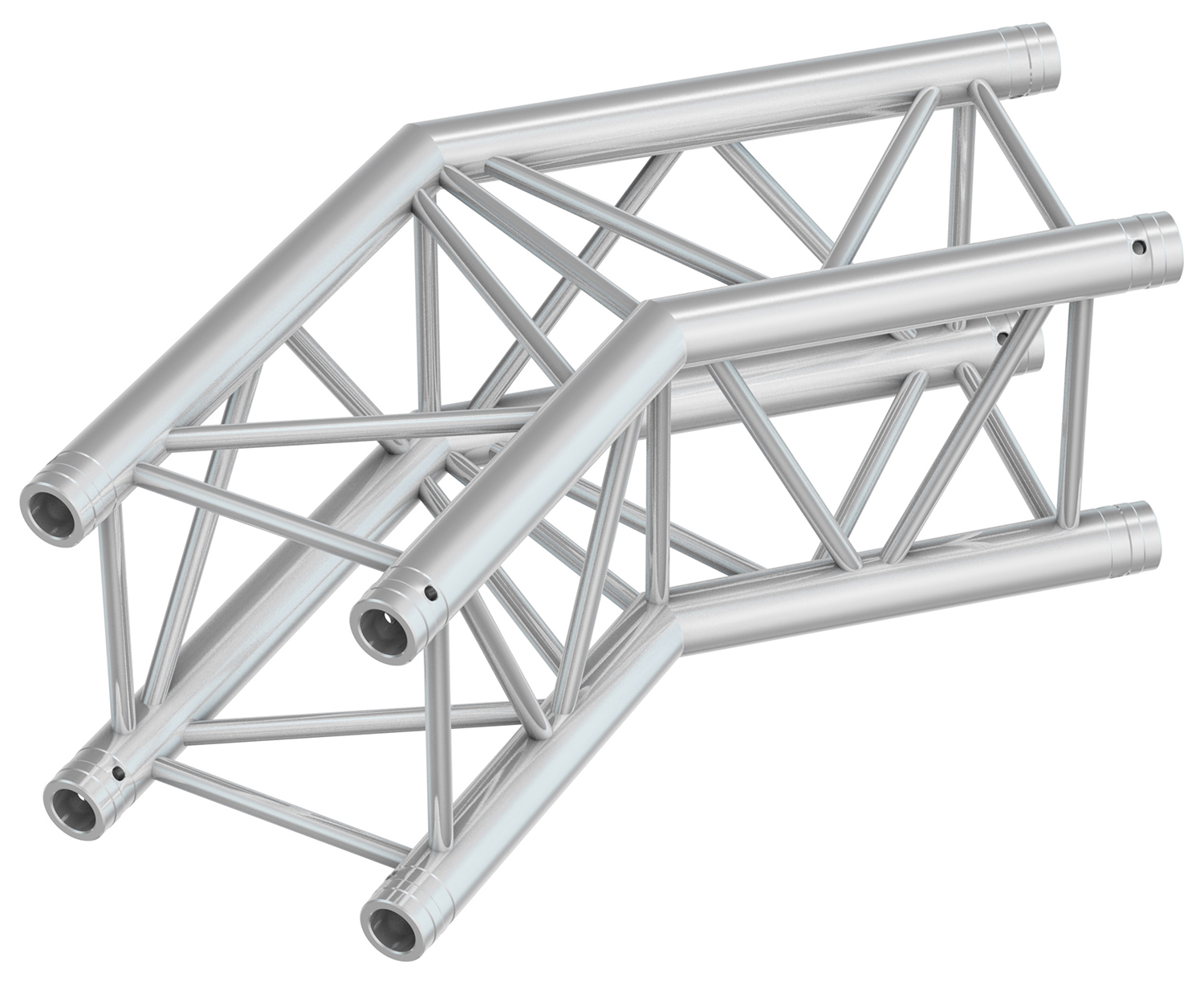 BeamZ Professional P30-C23 Truss 2-way corner 135