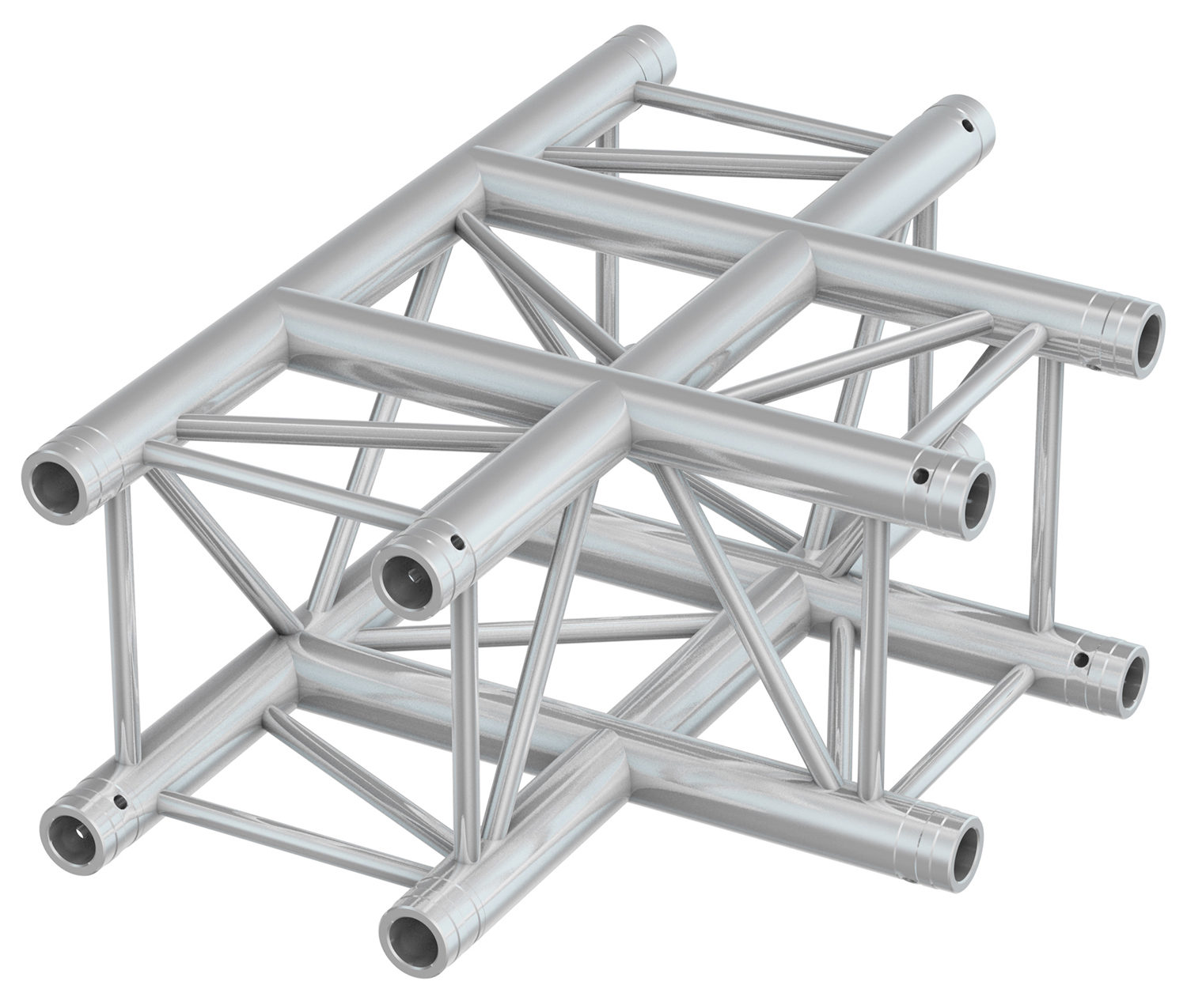 BeamZ Professional P30-T35 Truss 3-way T-junction