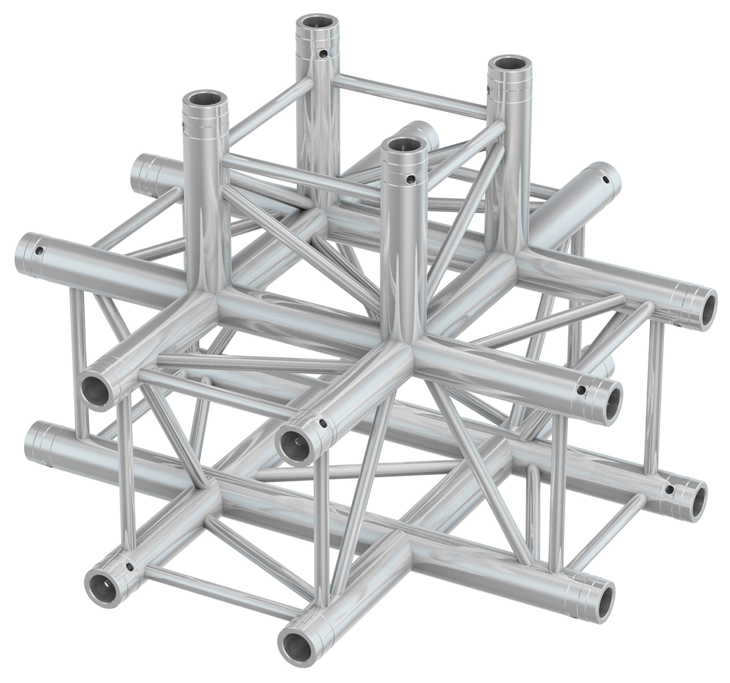 BeamZ Professional P30-C55 Truss 5-way Cross