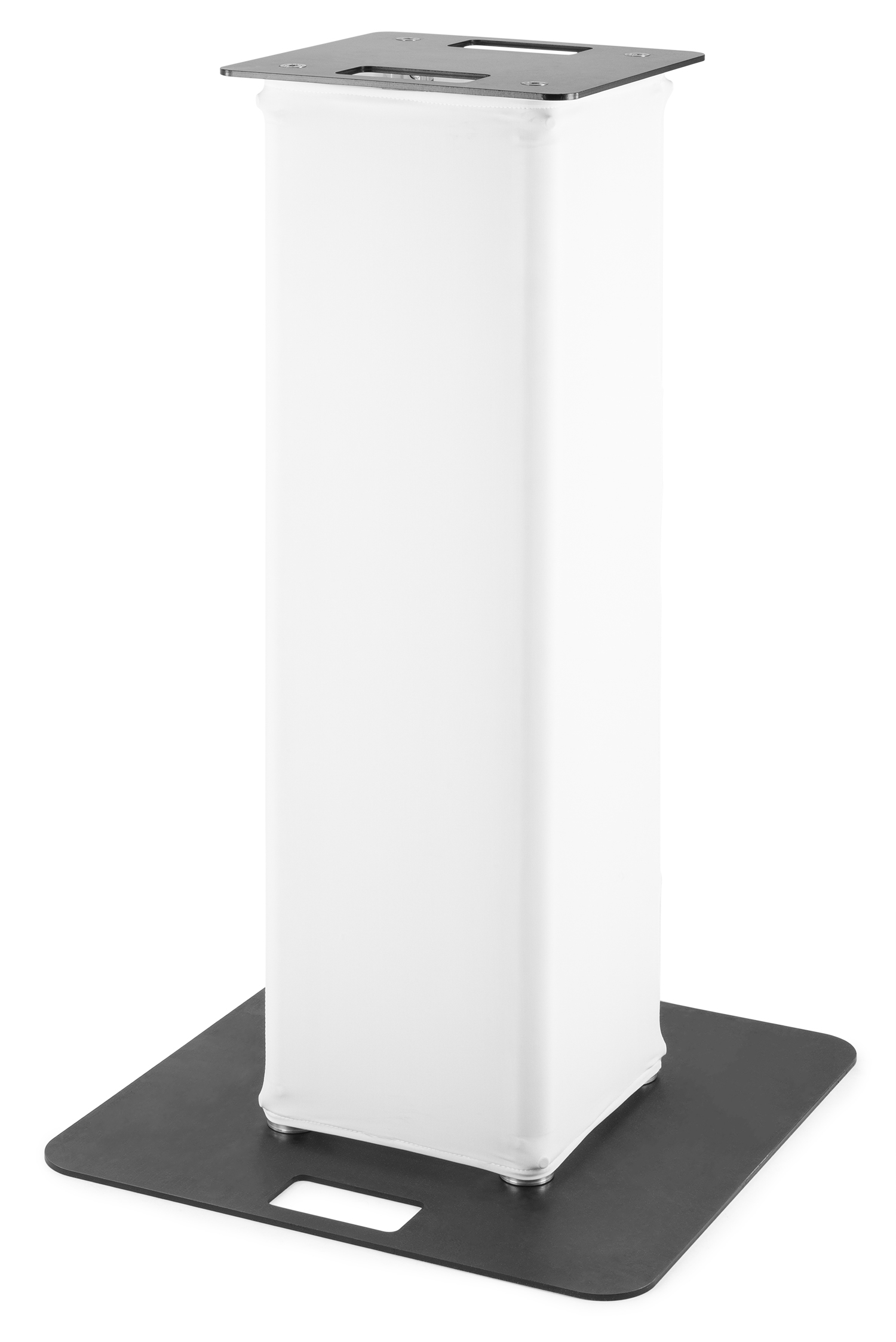 BeamZ Professional P30 Tower 1 meter with white lycra