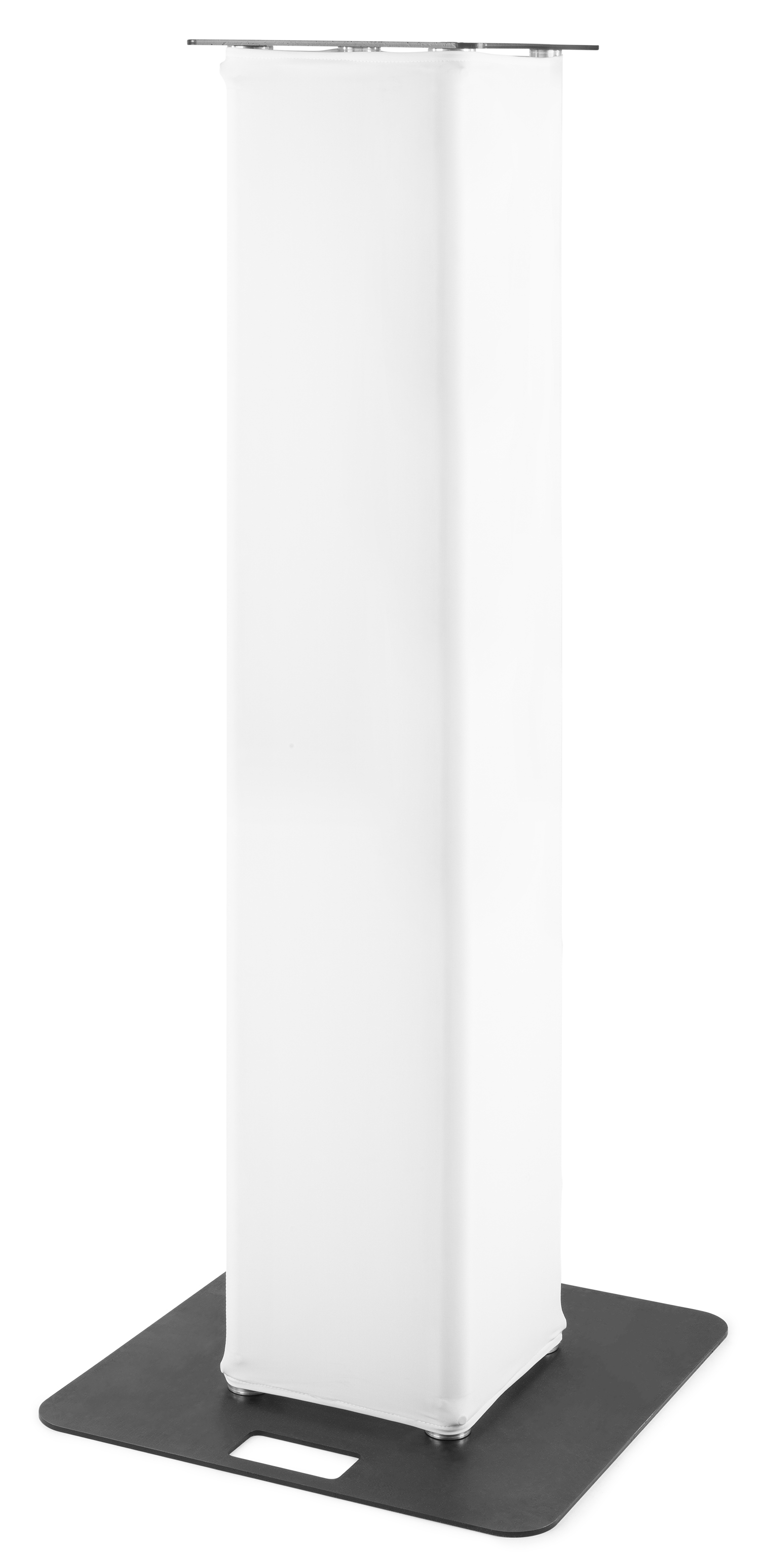 BeamZ Professional P30 Tower 1.5 meter with white lycra