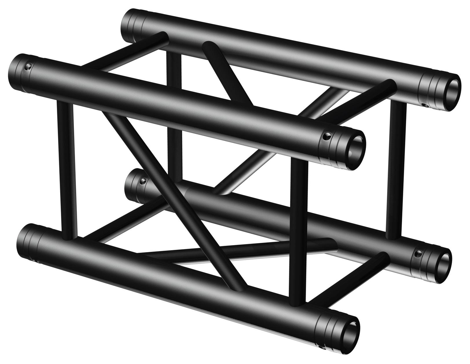 BeamZ Professional P30-L050 Truss 0,5m Black