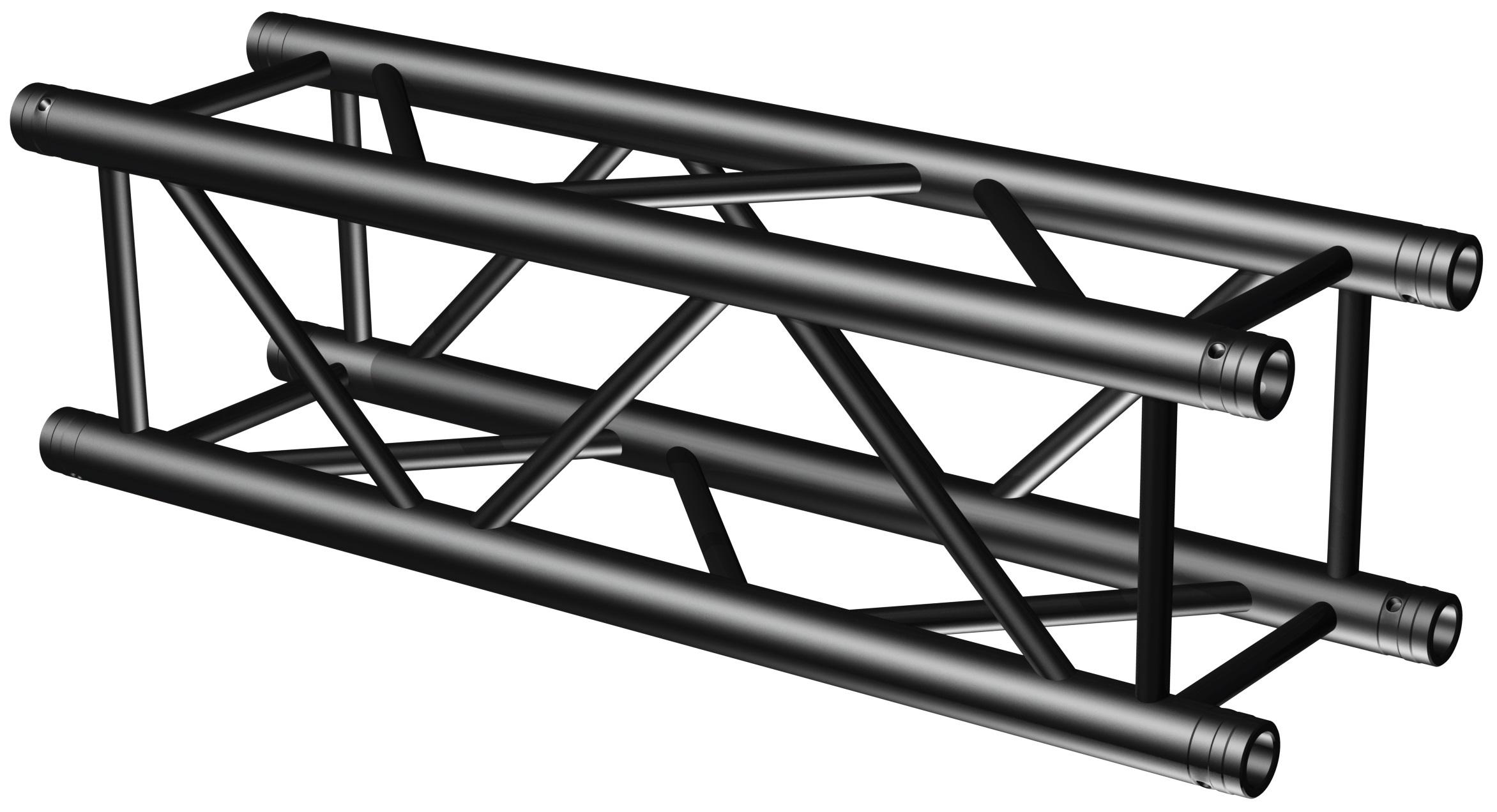 BeamZ Professional P30-L100 Truss 1,0m Black