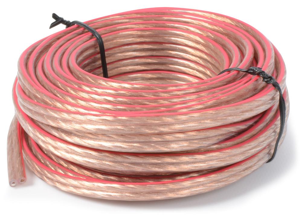 PD Connex univerzální kabel červeno - černý, 10m, 2x 1,5mm