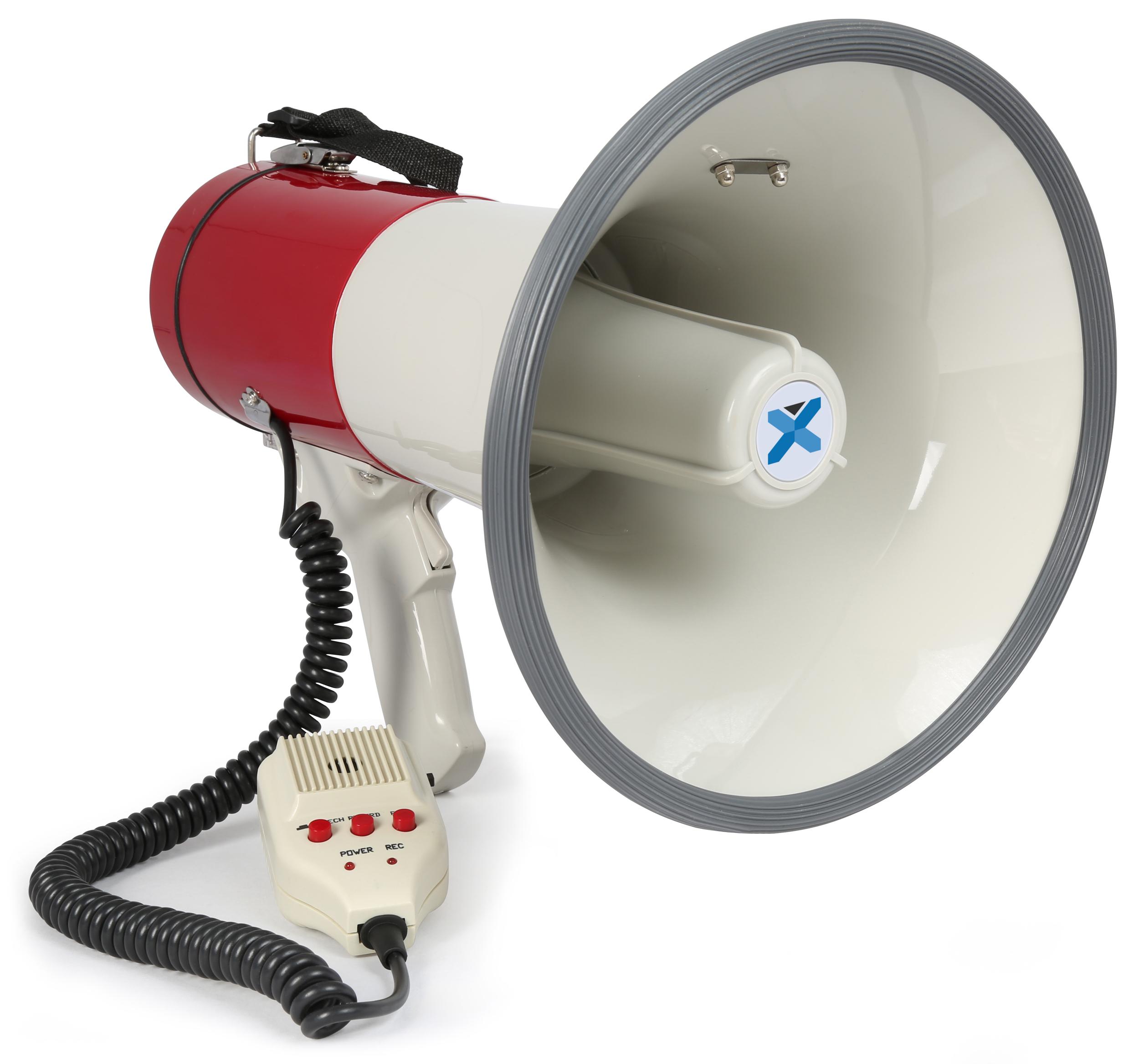 Vonyx MEG050, megafon 50W